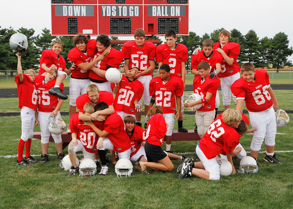 SNMS Football 2010