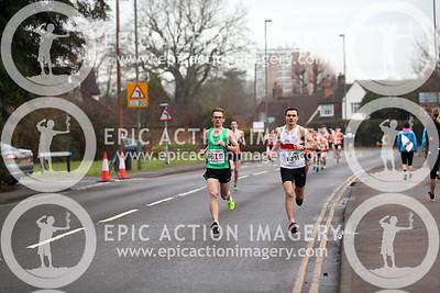 Surrey Half Marathon 2018 4
