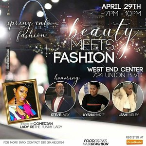 Chuck Pfoutz Presents: Beauty Meets Fashion 2018