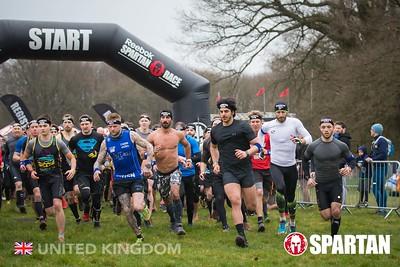 Super (Saturday) Spartan Branded