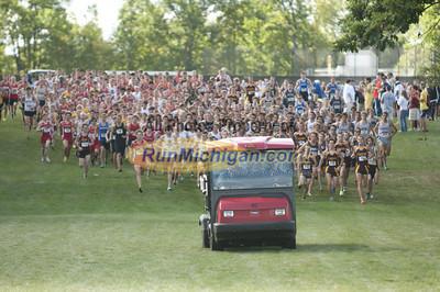 Men's Race - 2012 Calvin College XC Invite