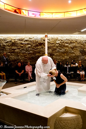 Adult Baptism and Confirmation