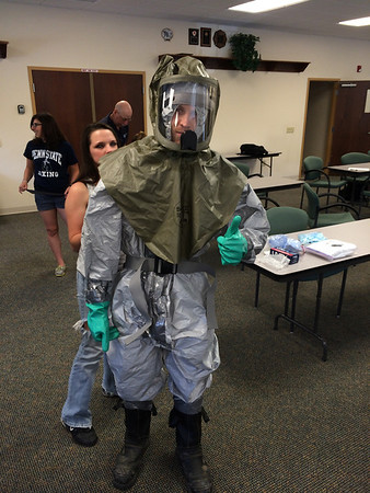 HAZMAT FOR EMS COURSE 6-22-2014 CENTRE LIFE LINK EMS STATE COLLEGE
