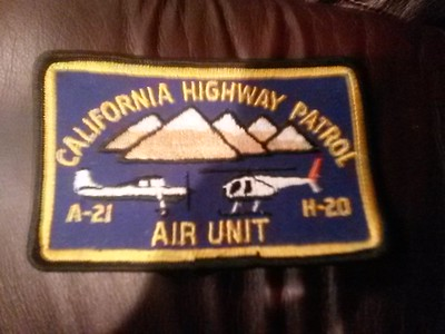 Wanted California Highway Patrol