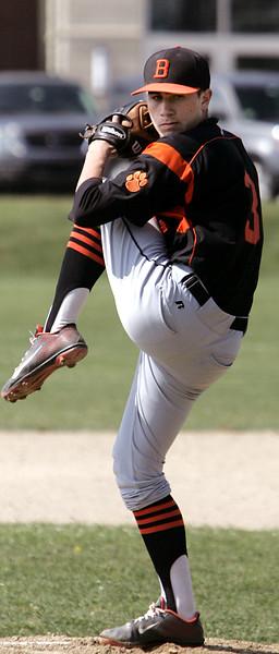Beverly vs Boston Latin Baseball