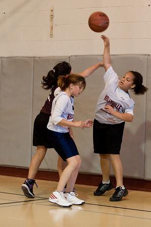 Kellyville Girls Basketball Game 12-11-10