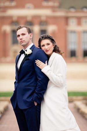Sparrow Beginnings | Stillwater, OK | Rachel & Dillon Grewing Wedding