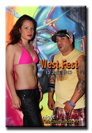 13 July 2013 West Fest