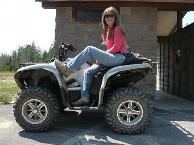 2007 Grizzly 700s