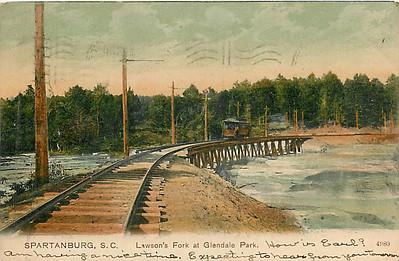 Glendale Postcards