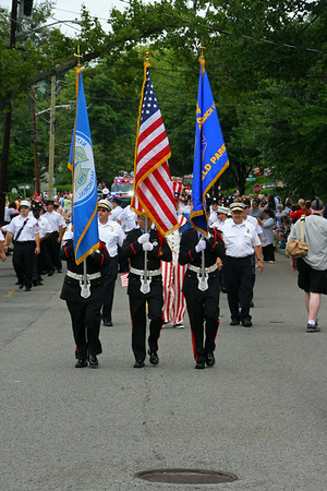 Ridgefield Park 4th of July Parade 2014