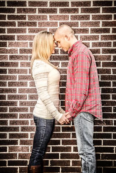 Brittany & Bryan Engagement