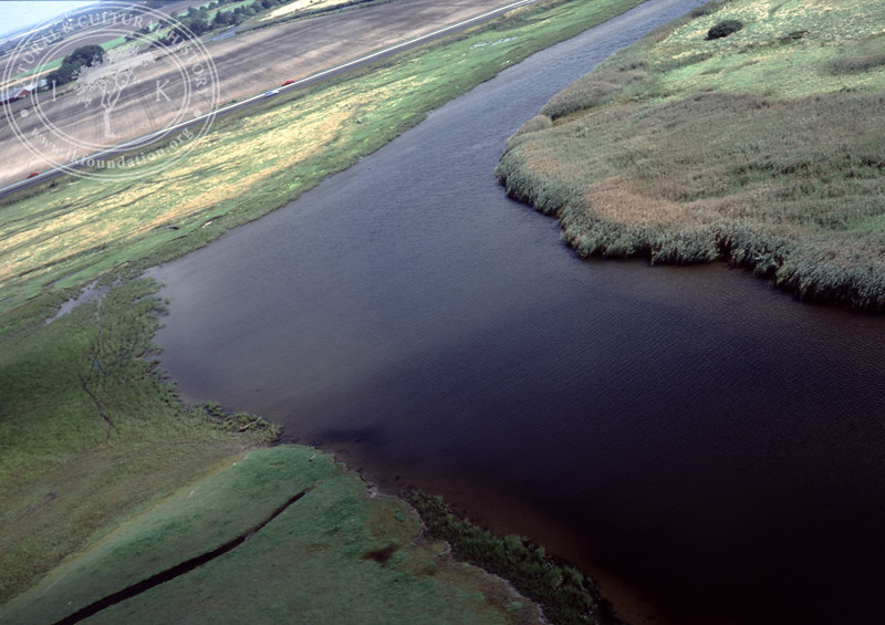 Mouth of Lödde stream (1990) | PH.0211