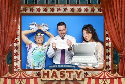 Hasty's 33rd Birthday