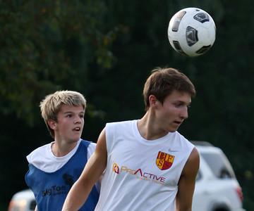 Ben Freakley School of Soccer 2011