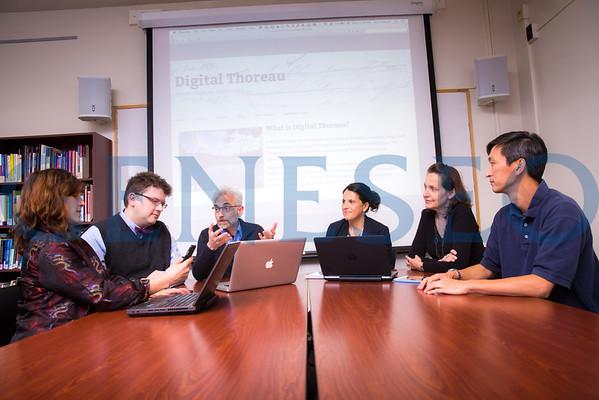 Digital Thoreau