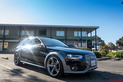 2016 Audi A4 - Opti-Coat Pro Plus Coating