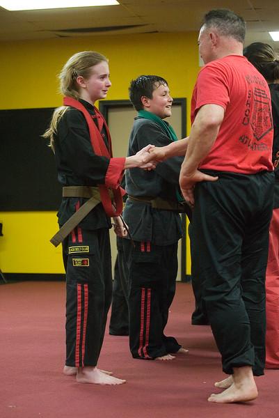 Brown-belt Test