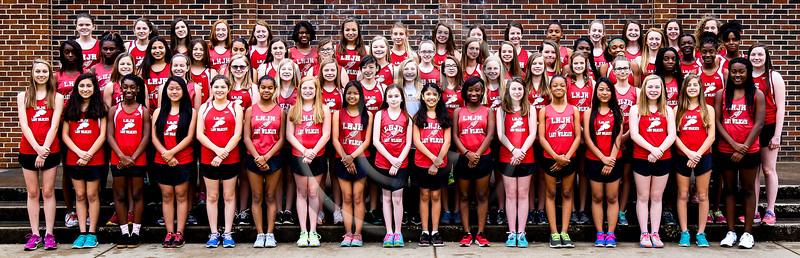 2016 Girls Track