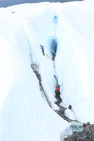Brett - Ice Climb