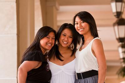 Jasmine, Joy & Sheren (San Jose)