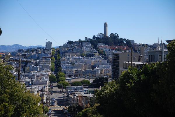 San Francisco 2007 - Lombard Street