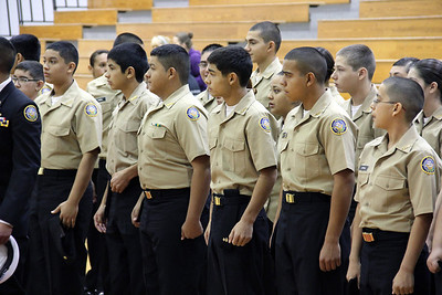 Socorro Njrotc Inspection & Review