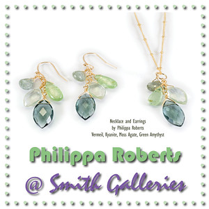 Philippa Roberts Jewelry at Smith Galleries