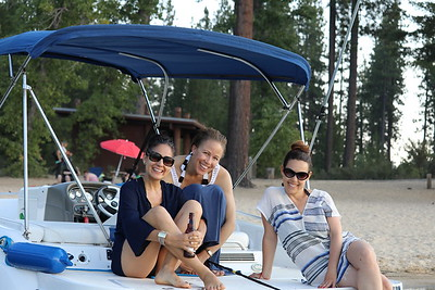 The Royals in Tahoe