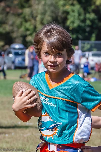 Jack's Flag Football 2014