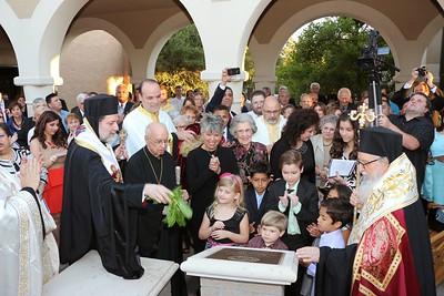 Centennial Anniversary Annunciation Little Rock
