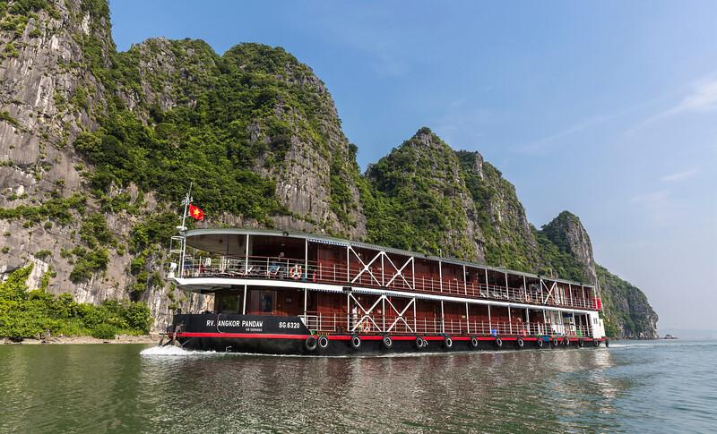 Halong Bay Red River and Laos Mekong 21-nights