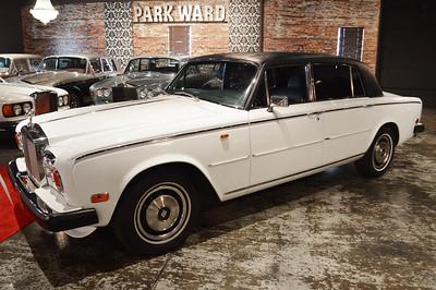 1977 Silver Wraith II - white