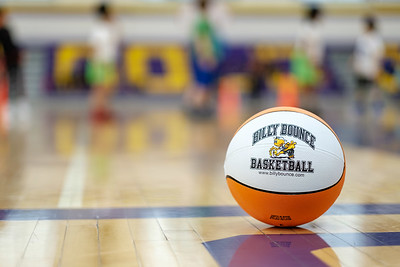Billy Bounce Basketball Camp