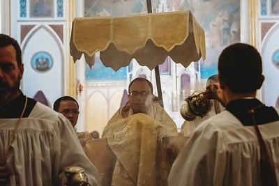 Holy Thursday FSSP - St. Mary's Conshohocken
