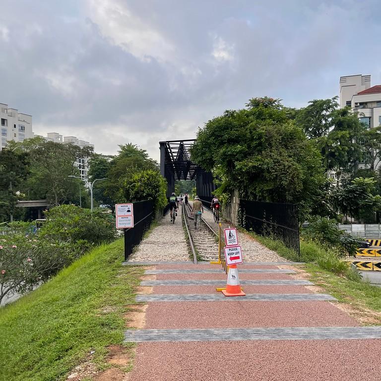 Bukit Timah Road Truss Bridge