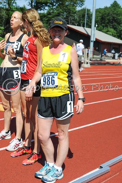 USATF-NE Open & Masters 5000m Track Championship 2014