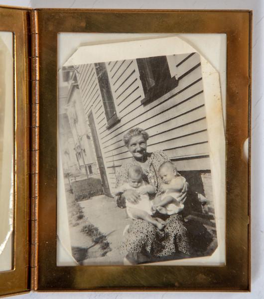 Celia, Irving Ram's mother. Kids unknown.