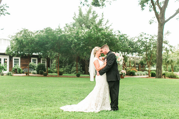 Daniel + Casey | Homestead at Zion Wedding