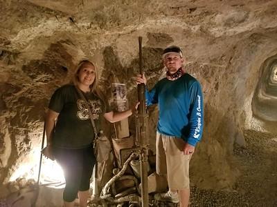 8/4/19 Eldorado Canyon ATV/RZR & Gold Mine Tour