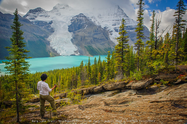 2010 Berg Lake Trail - Mount Robson Provincial Park