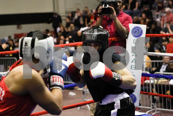 Joe Pertera (UB Boxing) vs Eric Velez (Baden Street)
