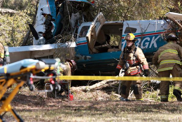 Plane Crash 16th st