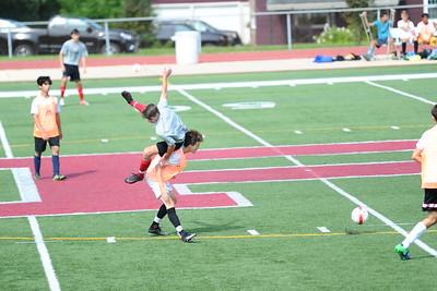 RHS Varsity soccer vs BHS Scrimmage 8/25/18