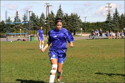 2004-05 Women's Soccer