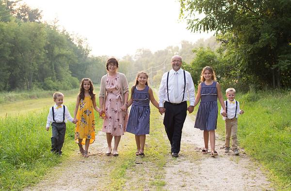 Thomas Family Session