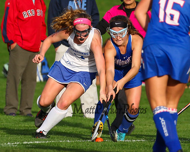 2018-10-3 WHS Girls Field Hockey vs Londonderry