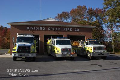 Dividing Creek Fire Co. Sta. 18, (Cumberland County ) Tender 18-11