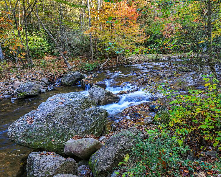Autumn Cascades