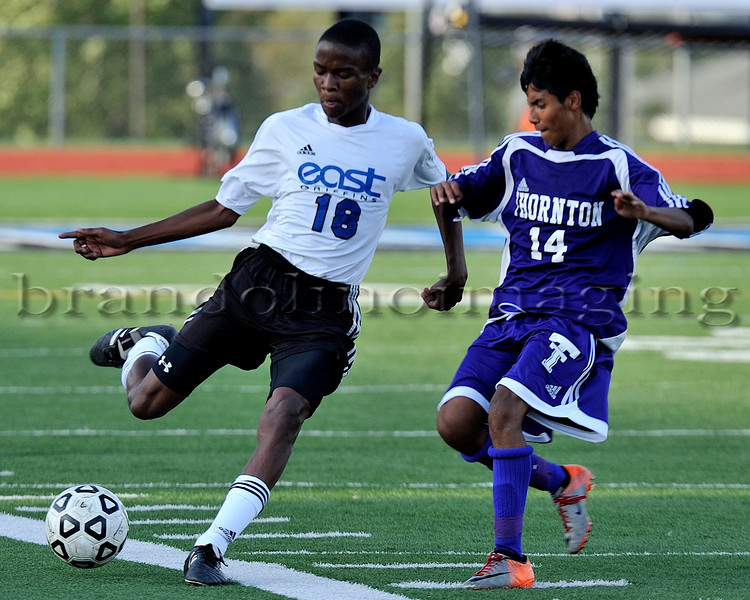 Lincoln-Way East Sophomore Soccer (2010)